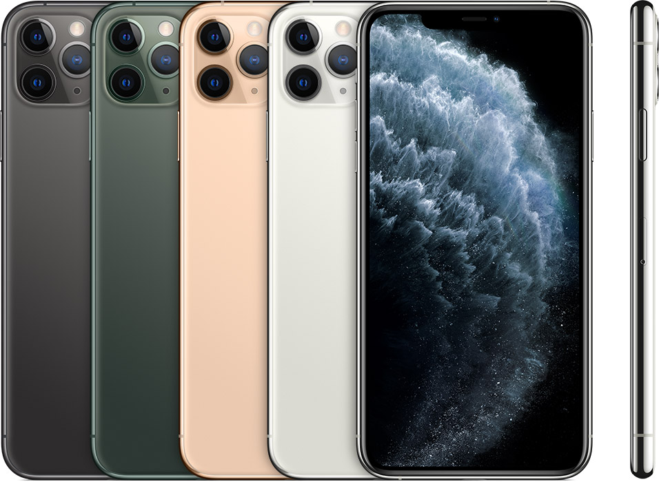 iPhone 11 Pro Max  Product Image